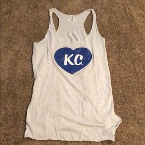 Kansas City Royals tank top
